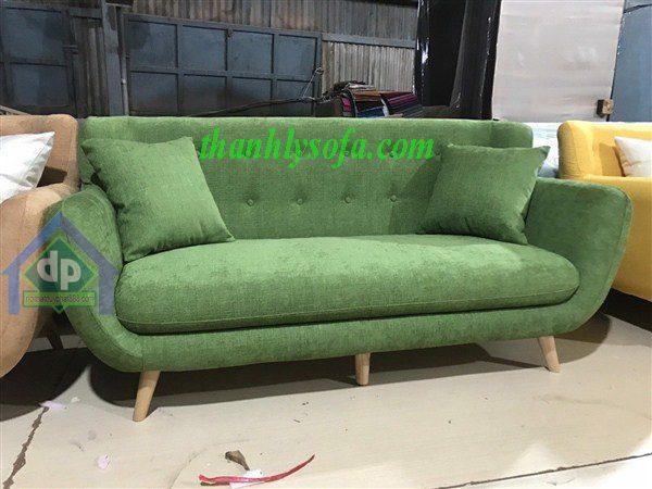 Mẫu thanh lý sofa Bắc Giang bằng chất liệu nỉ