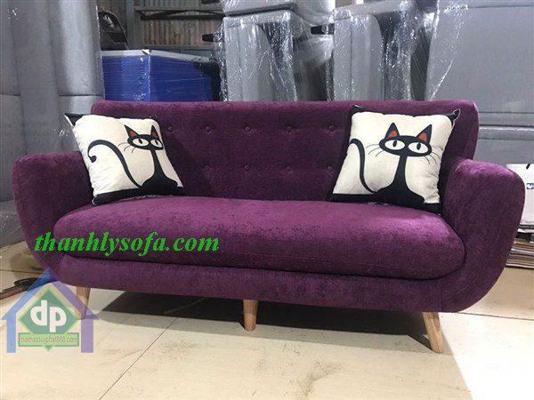 Mẫu sản phẩm thanh lý sofa Hà Nội được nhiều khách hàng chọn