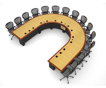 Các mẫu bàn họp ĐẸP  - GIÁ RẺ độc đáo mới nhất năm 2018