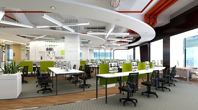 Những mẫu thiết kế và trang trí nội thất văn phòng chuyên nghiệp nhất